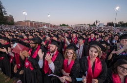 Chico State will host its 128th Commencement Ceremonies this week. Graduate ceremonies will take place Thursday, while undergraduate ceremonies take place Friday, Saturday and Sunday, with special ceremonies happening Tuesday through Sunday.