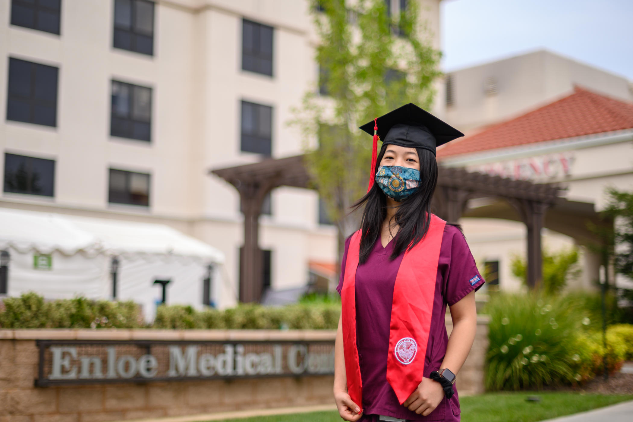 Local Hospitals Keep Nursing Students On Track To Graduate Chico State Today