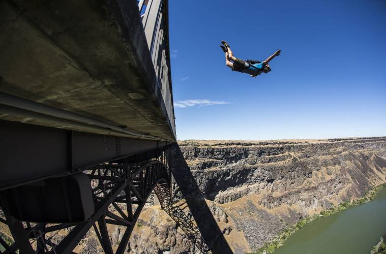 Since graduating from Chico State in 1993 with a degree in Physical Education, Miles Daisher has become one of the world's most prolific and celebrated skydivers and BASE jumpers.