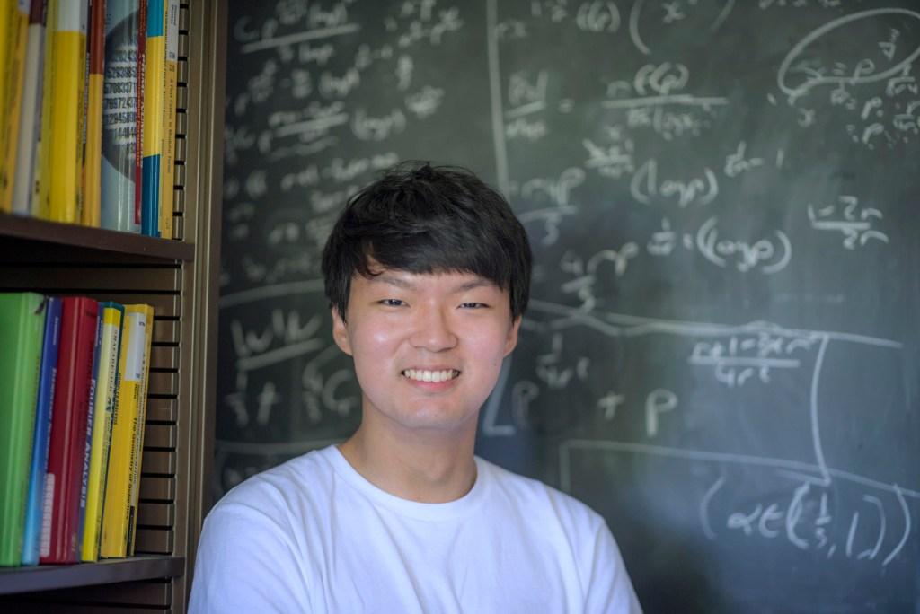 Portrait of Jongwoo Choi.