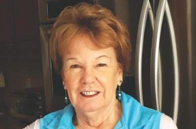 Portrait of Linda Boone