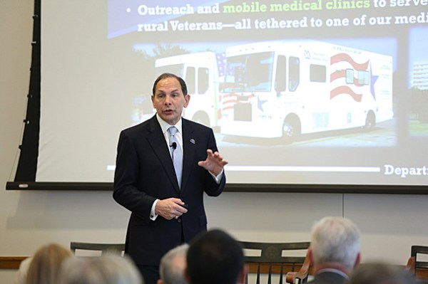 New head of VA looks to put system's troubles behind ...