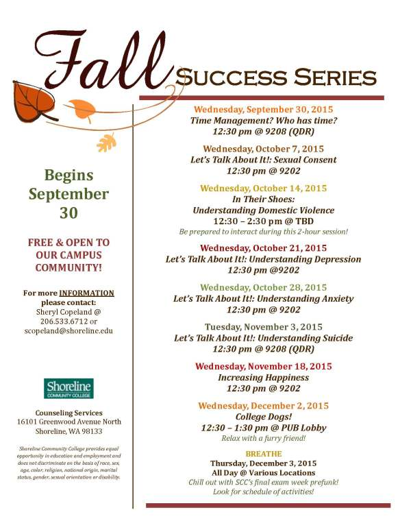 Success Series FQ15