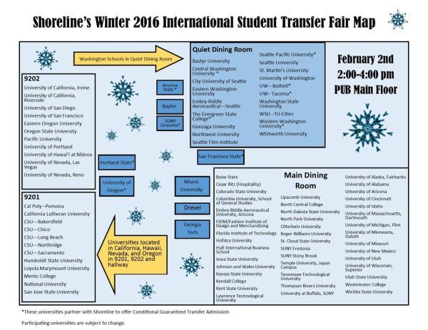 transfer fair map