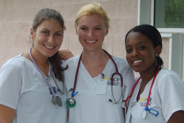 Grant to Aid Nurses from Underrepresented Groups - UCF ...