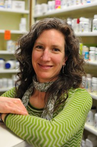 Lisa Holle, assistant clinical professor of pharmacy practice.