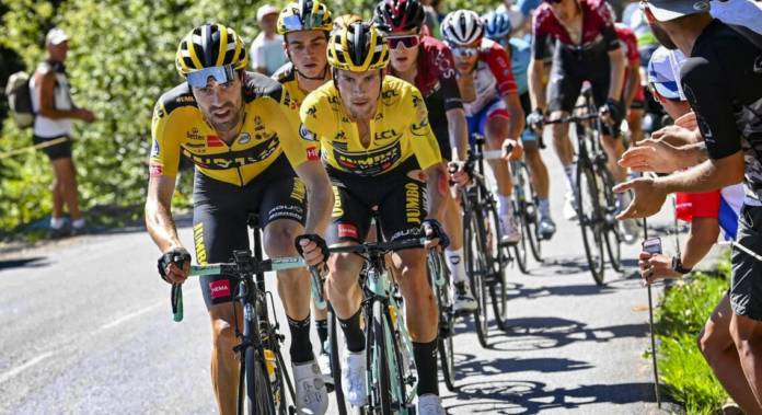 Primoz Roglic Not A Starter On The 5th Stage En24 News