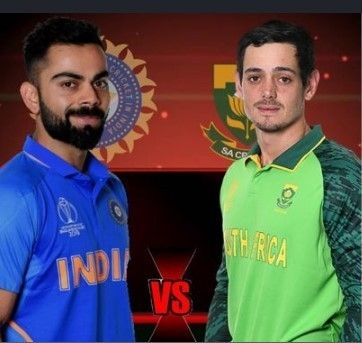 India vs South Africa, 1st ODI at Dharamsala, March 12, 1:30 pm IST