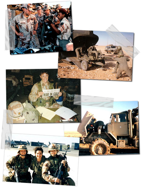 women military persian gulf war female combat pilots