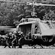 1970: Daily Life of a Vietnam War Helicopter Pilot