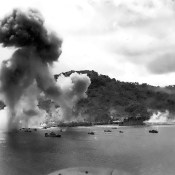 1944: America Attacks Japanese Stronghold in Operation Hailstone