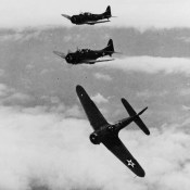 1945: Marine Air Support Saves Soldiers Trapped in Philippine Ravine