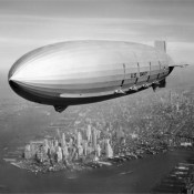 1935: USS Macon Crashes & Marks End of Navy's Dirigible Program