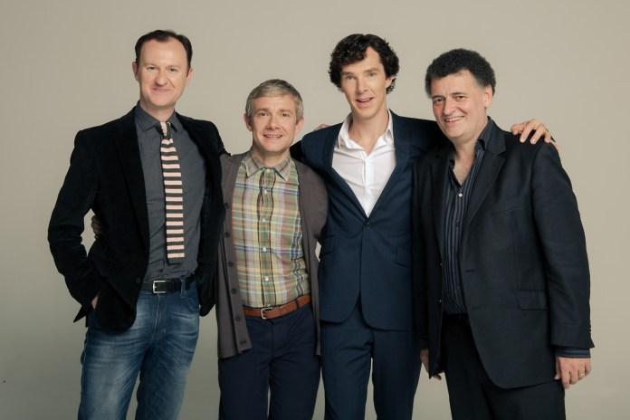 Sherlock Season 5 team