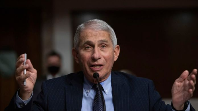 MHRA, Anthony Fauci, Pfizer