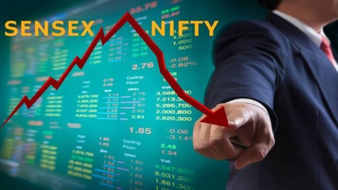 Market Live on Sensex 2020