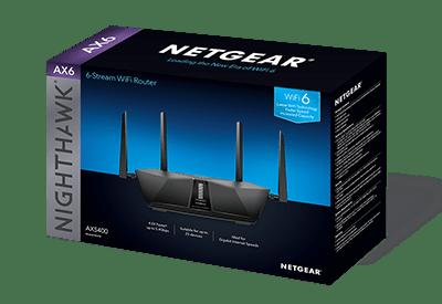 Netgear's Nighthawk RAX50 WI-FI 6