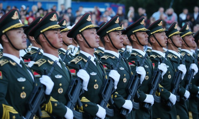 China's amendments in defence law