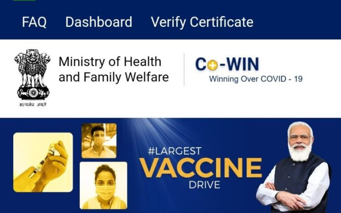 75 lakh vaccine registrations today, no glitch, says Co-Win chief RS Sharma