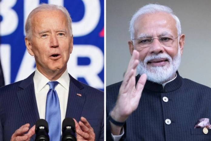 "Immediately Sending ""Whole Series Of Help"" To India Amid Covid: Joe Biden"