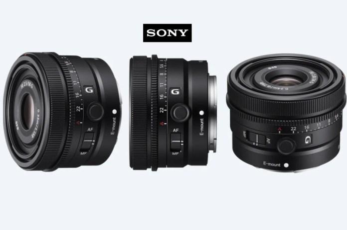 Sony Introduces Three New Lenses