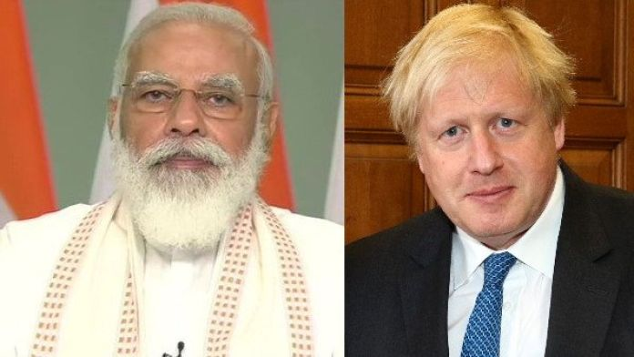 PM Modi, Boris Johnson to hold virtual summit, UK to ship 1000 more ventilators to India