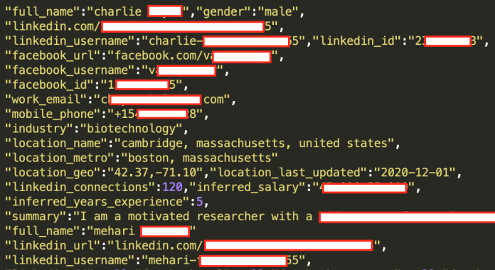 LinkedIn Suffers Massive Data Breach, Information of 700 Million Users Up for Sale