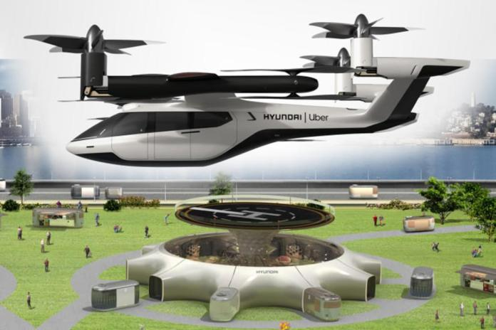 Hyundai Motors to Launch Flying Cars in 2025