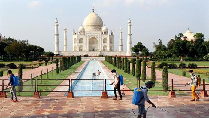 Taj Mahal Reopens Today After 2 Months, Check Guidelines for Visitors