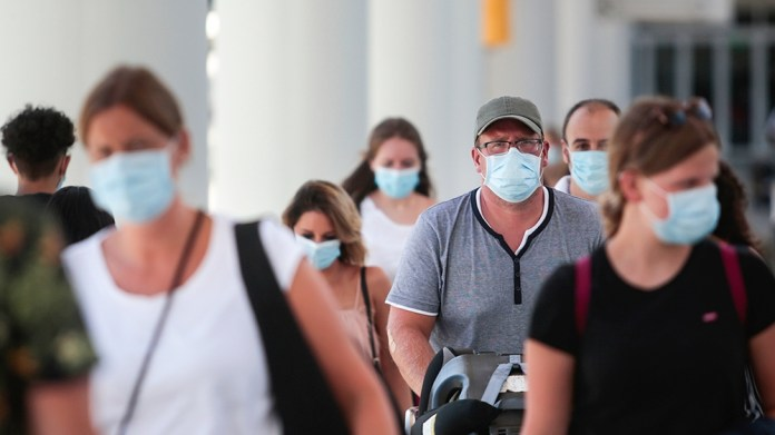 England: Citizens Might Need to Wear Face Masks Even After July 19