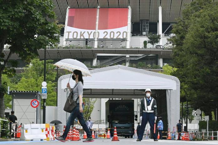 Japan Announces Virus Emergency Two Weeks Ahead of Tokyo Olympics