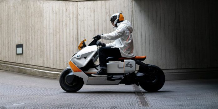 BMW Motorrad to Launch its New Electric Scooter on July 7