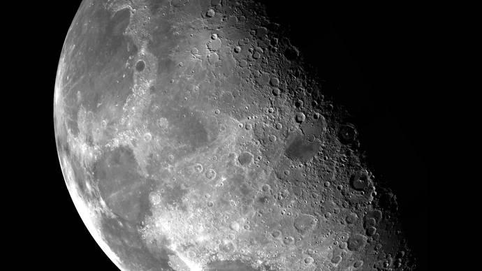 NASA Predicts Moon's