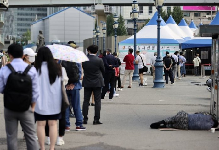 Seoul: South Korean Government Implements Level 4 Social Distancing Restrictions in the Capital City