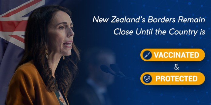 New Zealand to Open its Borders for International Travelers
