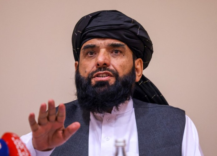 Taliban Says China will Play a Big Role in Reconstructing Afghanistan