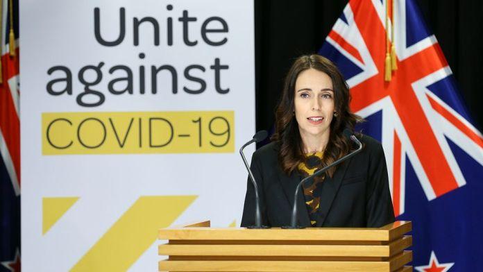 New Zealand: PM Jacinda Ardern Calls Delta Variant a Game Changer, Drops