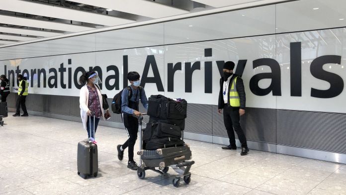 India Implements 10-Days Quarantine for All Travelers from UK, New Guidelines to Come into Effect from October 4