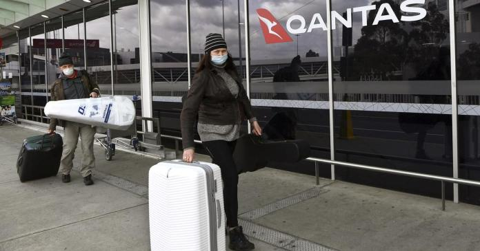 Australia to Resume International Flights after 18 Months, will Lift Travel Ban from November