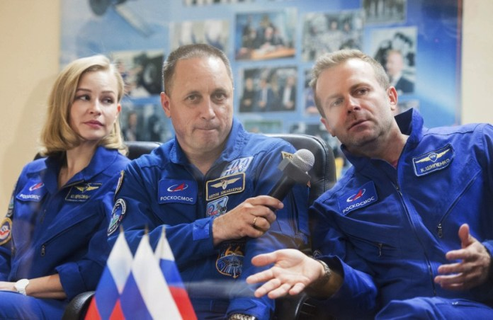Russian Actress and Director All Set to Make World History, Will Travel to Orbit to Shoot Movie Scenes