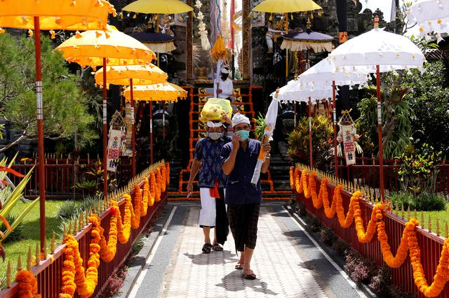 Indonesia to Open Resorts in Bali in October, Aims at Strengthening Tourism Sector's Economy