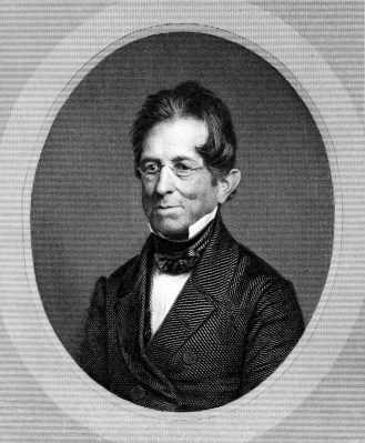 Thomas H. Gallaudet, co-founder of the modern-day American School for the Deaf.