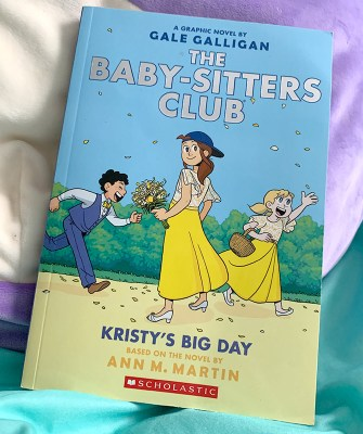 The Baby-sitters Club Graphic Novel #6 Kristy's Big Day