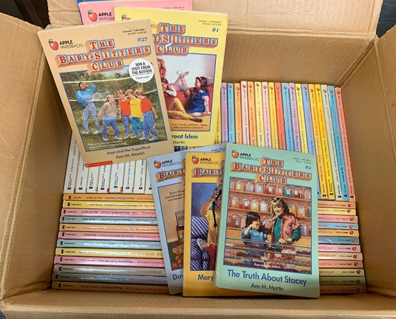 The Baby-Sitter's Club Books