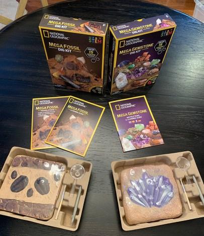 Great kid gift idea: dig kits
