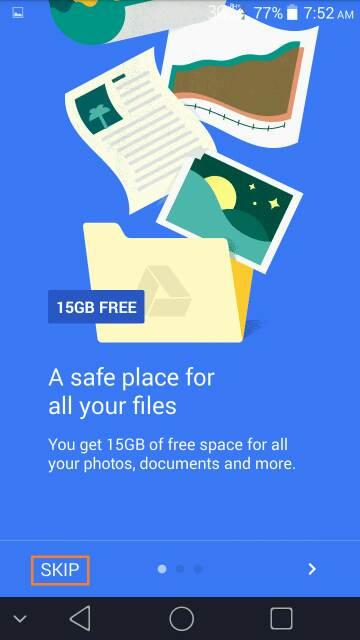बिना मेमोरी कार्ड अपने फोन में पाये 15 GB स्पेस,जानिये कैसे ? 1