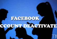 facebook-acount-deactivate