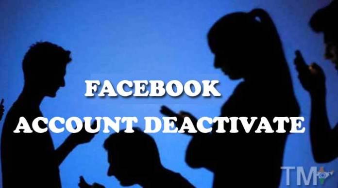 facebook-acount-deactivate