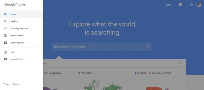 Google Trends kya hain