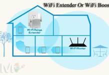 Wifi-extender-wifi-booster